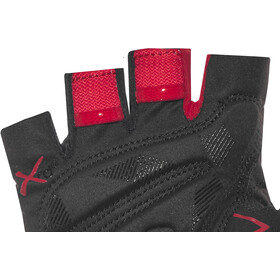 Roeckl Ivica Gloves black/red